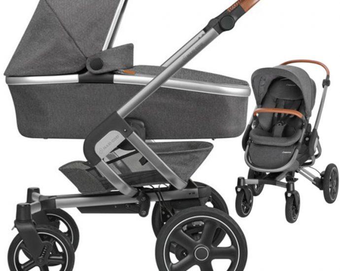 Wózek dziecięcy dla bliźniaków - porównanie
