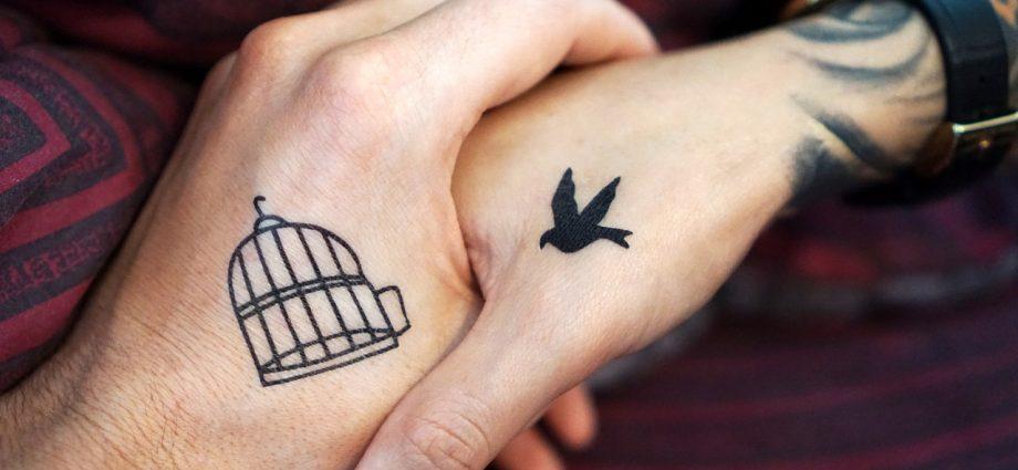 Tatuaże panieńskie
