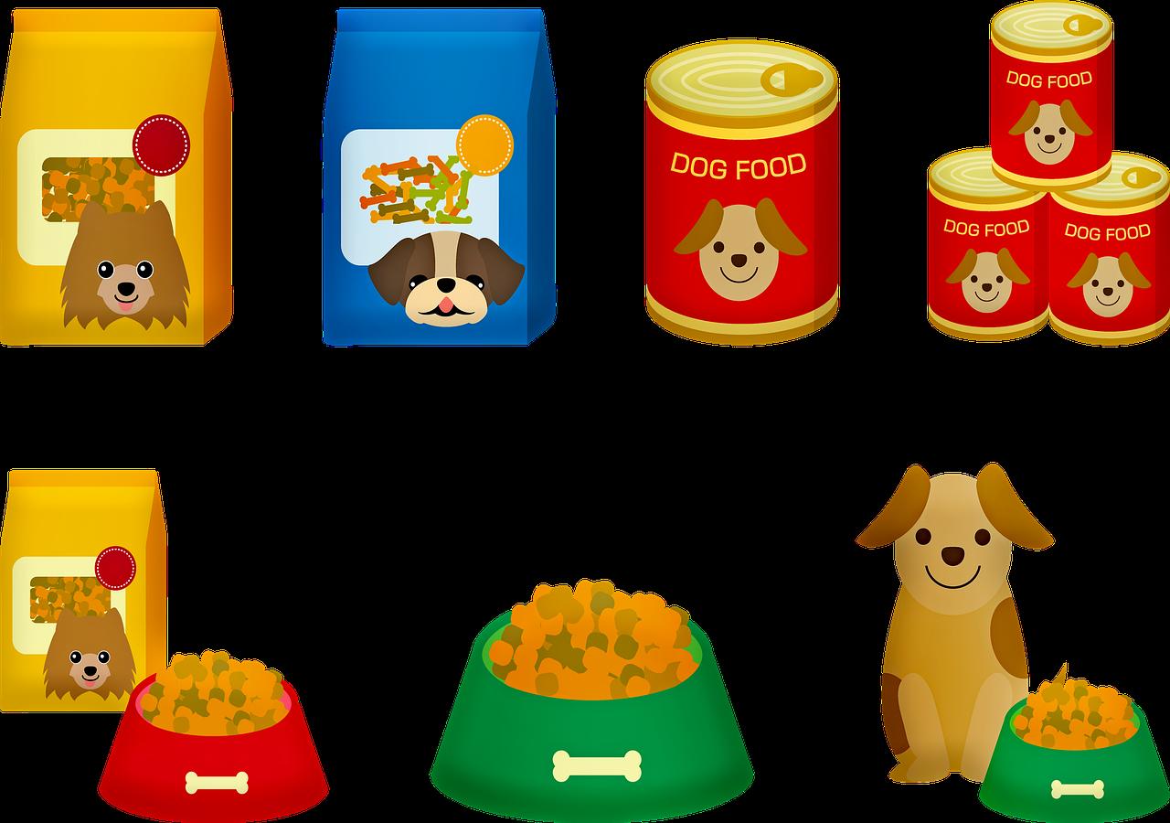 Wybieramy karmę dla psa