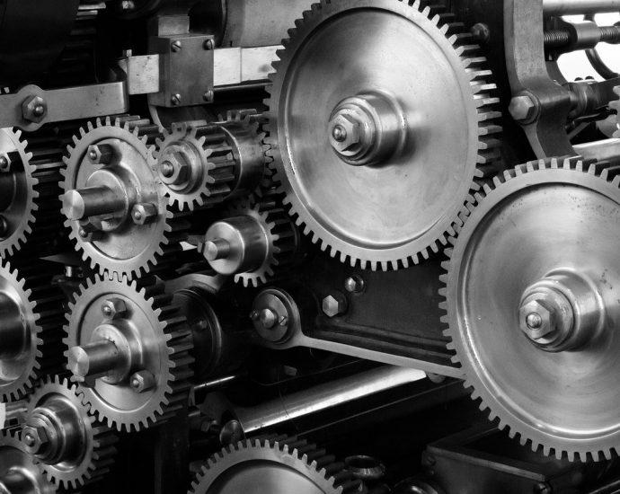 Części do różnego rodzaju maszyn